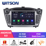 Witson Android 9.0 Car Radio Bluetooth Player for Hyundai IX35 2010-2013 Vehicle Audio GPS Multimedia