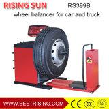 Wheel Balancing Used Petrol Station Equipment for Heavy Vehicle