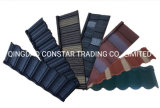 Cheap Roofing Building Materials Supply Stone Coated Metal Roof Tile for Sale