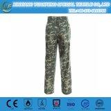 Army 50% Nylon 50% Cotton Rip Stop Bdu Camouflage Cheap Military Pants Uniform