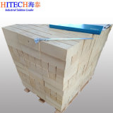 China Supply Zibo Hitech Refractory Material Price High Alumina Fire Brick for Cement Industry