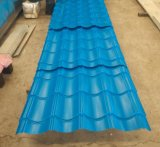 Trade Assurance 0.33mm Thickness PPGI Prepainted Galvanized Steel Roofing Sheet