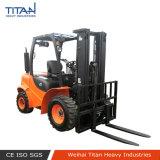 Cheap 2.5t Drive Wheel Gas Forklift / Diesel Forklift