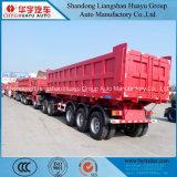 Hardox Steel High Strength Steel Dumper/Tipper/Tipping/Self-Discharging Dump Truck for Stone
