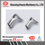 Lost Wax Casting Investment Casting Hand Polished Stainless Steel Basin Faucet