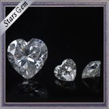 Super White Customized Cutting and Size Moissanite Stone for Jewelry