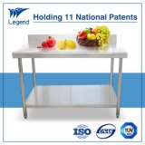 High Quality Stainless Steel Working Table for Kitchen