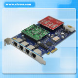 Aex 410 Asterisk Card with PCI Plug