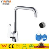 Sanitary Ware Cheap Modern Single Handle Chrome Color Kitchen Faucets