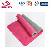 High Quality Comfort Double Color TPE Yoga Mat