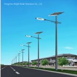 Customized Design Golden Quality High Lumen 30W-120W LED / 6m -12m Pole Solar Street Lighting