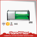 Sushi Display with Double Layer for Kitchen Snack Equipment Sg-15-2