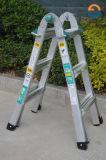 Folding Aluminum Ladder, Multi-Purpose Ladder (SG-LM101)