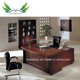 Competitive Price Office Furniture, High Quality Wooden Executive Office Desk for Boss and Manager (ET-11)