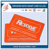 SGS Approved Plastic PVC Printed Card, Gift Card, Business Card