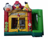 Angry Bird Game Inflatable Jumping Toys