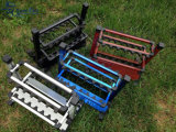 Free Shipping Wholesale Foldable Aluminum Fishing Rod Rack