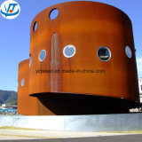 Customized Designed Rusted Corten Sheet Material Price