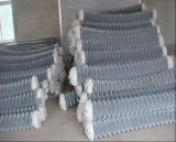 Wholesale Galvanized Chain Link Wire Mesh/Diamond Wire Mesh/Chain Link Fence