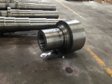 4145 Precision Steel Hollow Shaft Forging