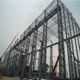 Ce and ISO Steel Structure Warehouse (ZY308)