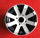 Car Wheels Alloy Wheels 15*7 ATV Wheels