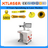 High Performance Price Ratio Eyeglass Frame, Jewelry and Animal Ear Tag Fiber Laser Marking Machine