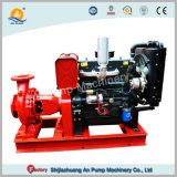 Portable Agricultural Irrigation Fire Fighting Equipment Diesel Water Pump Set