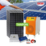 Cheap Solar Panel 5kw 10kw Complete Solar System for House