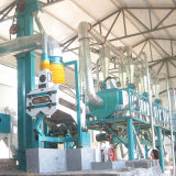 Flour Mill Machine for Wheat/Maize (6FTS-12S)
