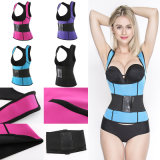 Shaperwear Zipper Bodyshaper / Body Sculpting Clothing / Trainer Belt Waist Trainer Slimming Belt for Man Lady