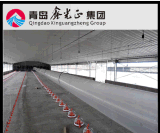 Automatic Prefabricated Steel Structure Poultry Farm Building Shed Chicken Broiler Commercial Chicken Houses