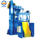 Tumble Shot Blasting Machine with Rubber Belt