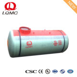 Fiber Glass and Carbon Steel Double Wall Underground Fuel Tanks for Gas Station