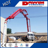 21m 25m 29m Sinotruck Chassis Truck-Mounted Concrete Delivery Pump
