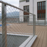 316L Stainless Steel Rope Safety Net for Staircase Balcony Balustrade
