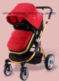 2016 UTV Bright Red High Landscape Stroller En1888
