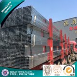 Galvanized Square and Rectangular Steel Pipe with High Quality Made in China