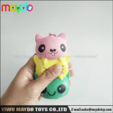 Kawaii Squishies Keychain Toys PU Slow Rising Scented Toy