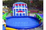 High Quality Inflatable Water Park Backyard