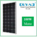 High Efficiency Mono Solar Panel 100W