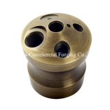 OEM Steel/Aluminum/Brass/Iron Forging Parts with Machining
