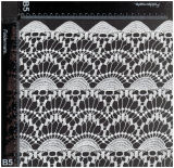 China Factory Wholesale Guipure Chemical Lace Fabric