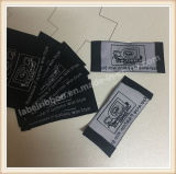 Wholesale Garment Woven Label Customized Clothing Silk Screen Label Printing