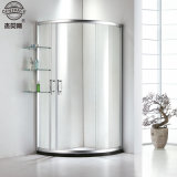 Sliding Door 6mm Toughened Glass Simple Shower Room Ce Approved