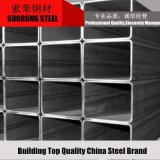 Advanced Building Materials Galvanized Carbon Steel Square Pipe