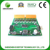 Single Layer, Double Sided, Multilayer Rigid Printed Circuit Board PCB Assembly