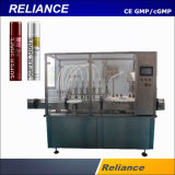 Automatic Cosmetic Shampoo/Hair Conditioner Liquid Bottle Bottling Filling Machine