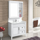 China Factory Wholesale Modern Design Cheap Single Bathroom Vanity