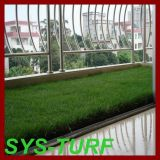 China Artificial Turf for Landscaping with U Shape Yarn